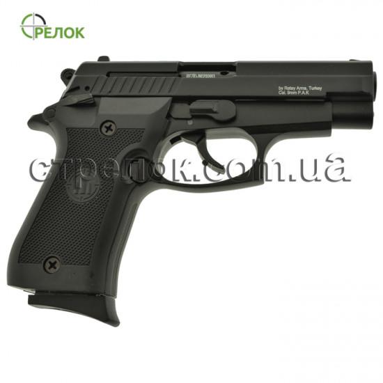 Пистолет стартовый Retay F29 Black