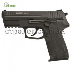 Пистолет стартовый Retay S20 Black
