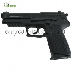 Пистолет стартовый Retay S22 Black