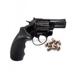 Револьвер под патрон Флобера Ekol Major 2.5 black пластик