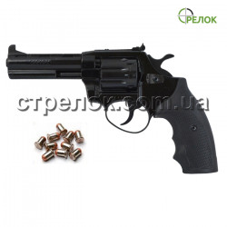 Револьвер под патрон Флобера Safari РФ 441 М пластик
