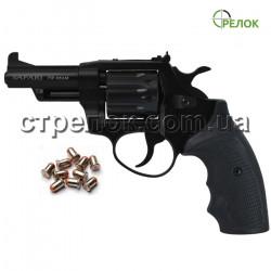 Револьвер под патрон Флобера Safari PRO 431 Black, пластик