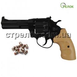 Револьвер под патрон Флобера Safari PRO 441 Black, бук