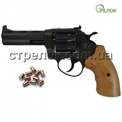 Револьвер под патрон Флобера Safari PRO 441 Cobalt, бук