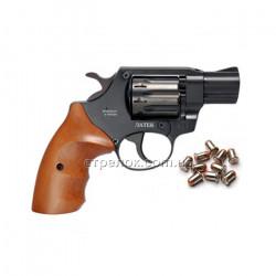 Револьвер под патрон Флобера Safari РФ 420 бук
