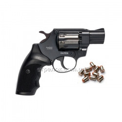Револьвер под патрон Флобера Safari РФ 420 пластик