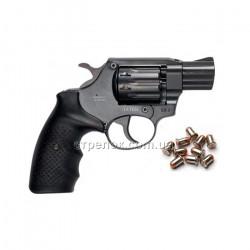 Револьвер под патрон Флобера Safari РФ 420 резино металл