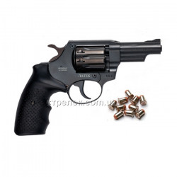 Револьвер под патрон Флобера Safari РФ 430 резино металл