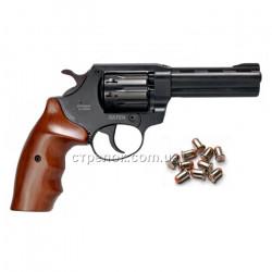 Револьвер под патрон Флобера Safari РФ 440 орех