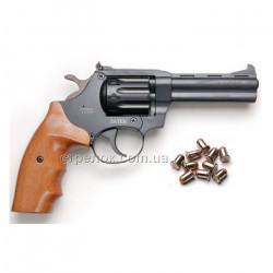 Револьвер под патрон Флобера Safari РФ 441 орех