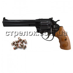 Револьвер под патрон Флобера Safari РФ 461 М бук