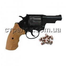 """Револьвер под патрон Флобера Snipe 3"""" бук"""