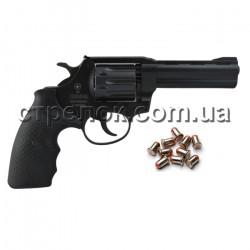 "Револьвер под патрон Флобера Snipe 4"" резино металл"