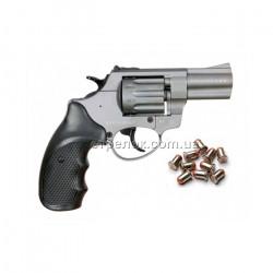 Револьвер под патрон Флобера Trooper 2.5 titan пластик
