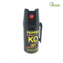Газовый баллончик Klever Pepper KO Jet струйный, 40 мл