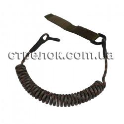 Шнур страховочный спиральный, камуфляж MTP